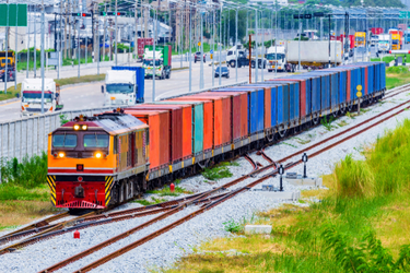 Freight Rail Transport Industry in China