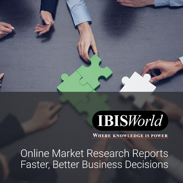 IBISWorld - Industry Market Research, Reports, and Statistics